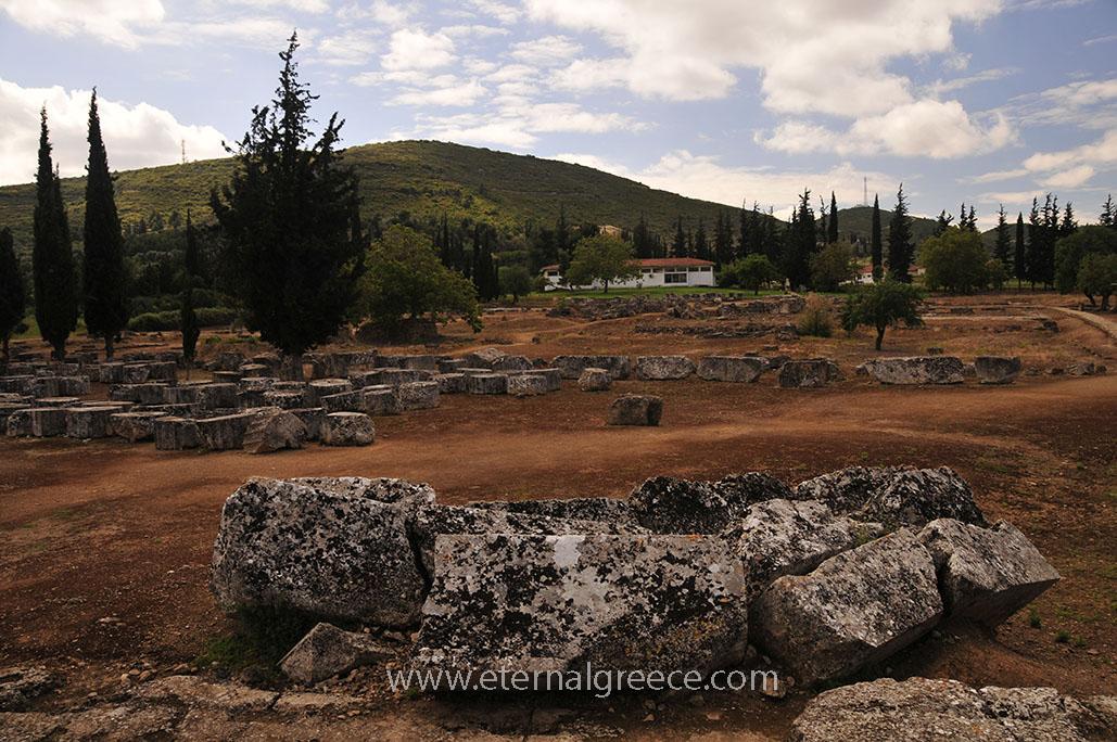 Ancient Nemea  Eternal Greece Ltd