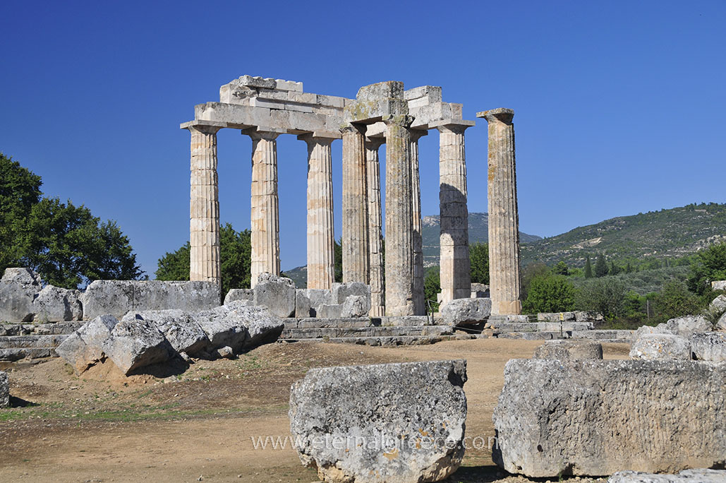 Ancient Nemea  Eternal Greece Ltd